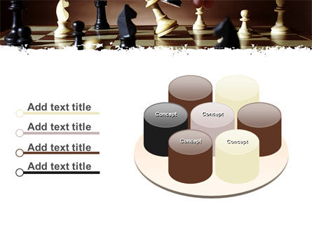 Chess Tactics PowerPoint Template Slide 12