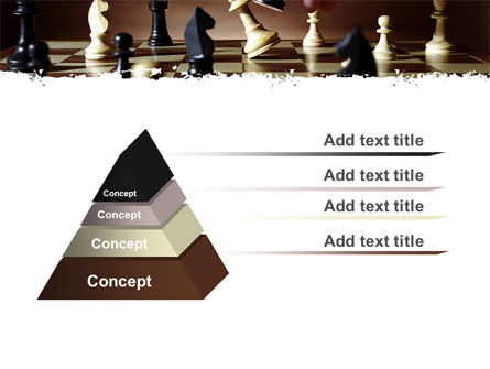 Chess Tactics PowerPoint Template, Slide 4, 06544, Business Concepts — PoweredTemplate.com