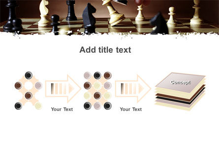 Chess Tactics PowerPoint Template Slide 9