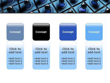 Membrane PowerPoint Template Slide 5
