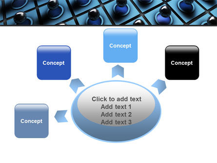 Membrane PowerPoint Template Slide 7