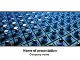 Consulting: Membrane PowerPoint Template #06548
