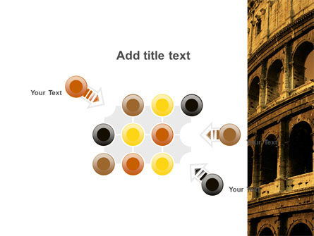 Colosseum PowerPoint Template Slide 10