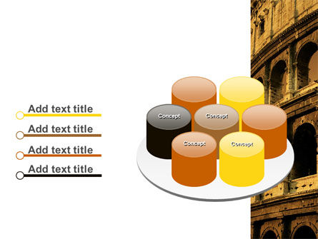 Colosseum PowerPoint Template Slide 12