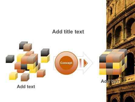 Colosseum PowerPoint Template Slide 17