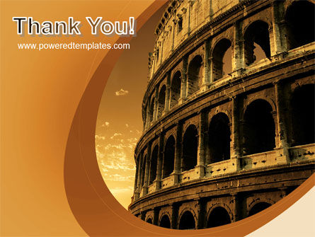 Colosseum PowerPoint Template Slide 20
