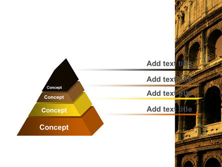 Colosseum PowerPoint Template Slide 4