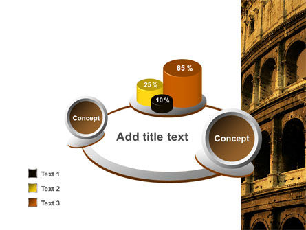 Colosseum PowerPoint Template Slide 6