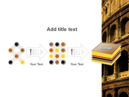 Colosseum PowerPoint Template Slide 9