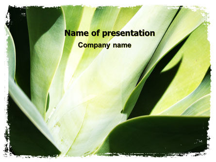 Nature & Environment: Lily Petals PowerPoint Template #06551