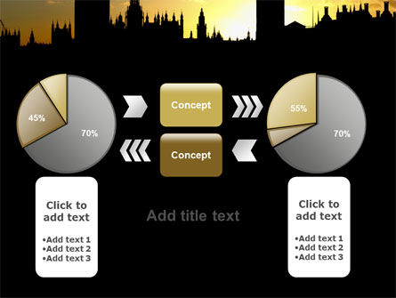 Big Ben and House of Parliament Free PowerPoint Template Slide 16
