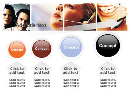Hands Free Phone PowerPoint Template Slide 13