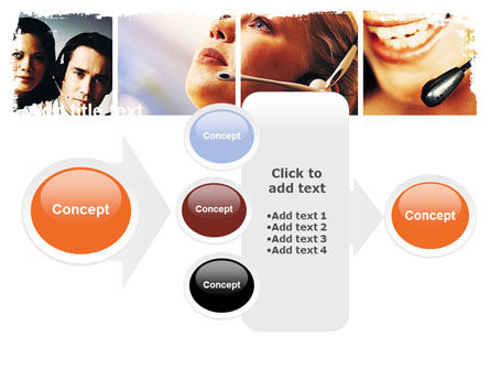 Hands Free Phone PowerPoint Template Slide 17