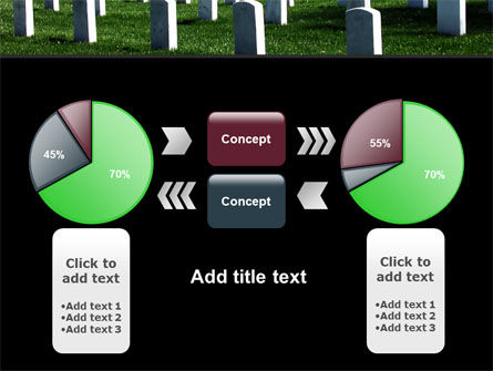 Cemetery PowerPoint Template Slide 11