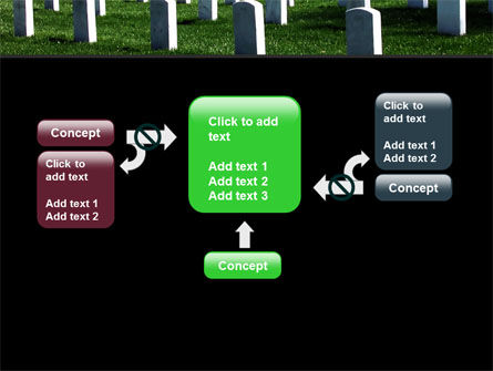 Cemetery PowerPoint Template Slide 13