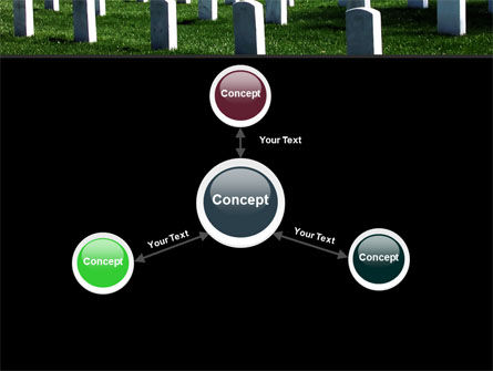 Cemetery PowerPoint Template Slide 14