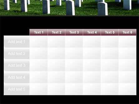Cemetery PowerPoint Template Slide 15