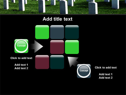 Cemetery PowerPoint Template Slide 16