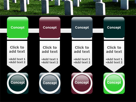 Cemetery PowerPoint Template Slide 18