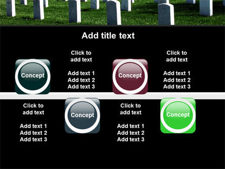 Cemetery PowerPoint Template Slide 19