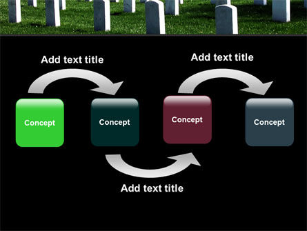 Cemetery PowerPoint Template, Slide 4, 06555, Holiday/Special Occasion — PoweredTemplate.com