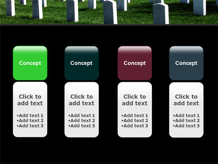 Cemetery PowerPoint Template Slide 5