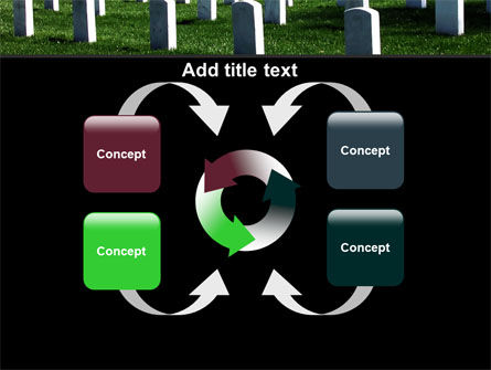 Cemetery PowerPoint Template Slide 6