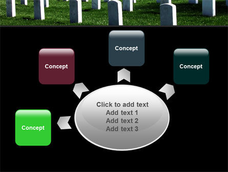 Cemetery PowerPoint Template Slide 7