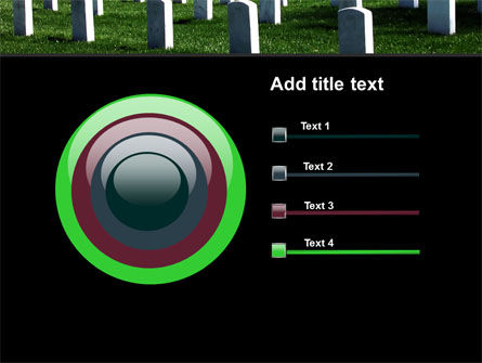 Cemetery PowerPoint Template Slide 9