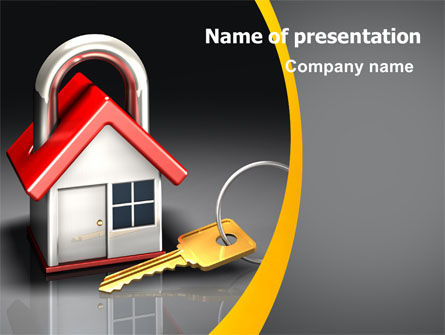 Turnkey House PowerPoint Template