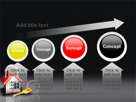 Turnkey House PowerPoint Template Slide 13