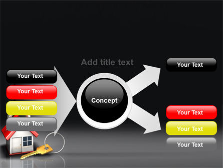 Turnkey House PowerPoint Template Slide 14