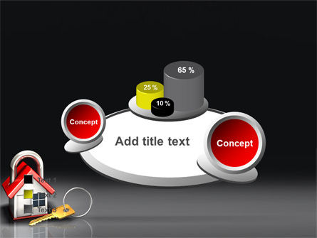 Turnkey House PowerPoint Template Slide 16