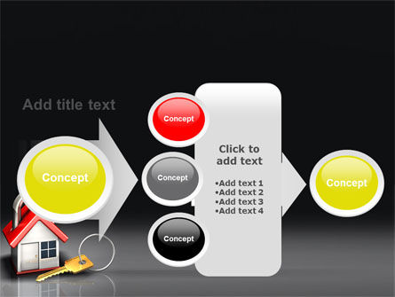 Turnkey House PowerPoint Template Slide 17