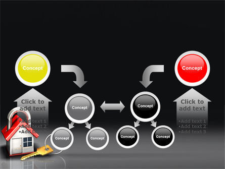 Turnkey House PowerPoint Template Slide 19