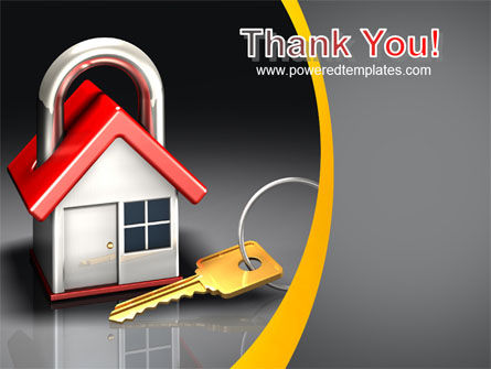 Turnkey House PowerPoint Template Slide 20