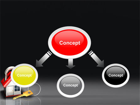 Turnkey House PowerPoint Template Slide 4