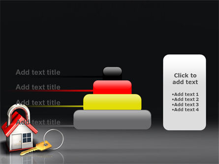 Turnkey House PowerPoint Template Slide 8