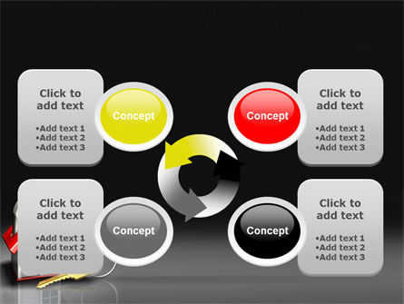 Turnkey House PowerPoint Template Slide 9