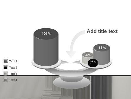 Colonnade PowerPoint Template Slide 10