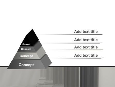 Colonnade PowerPoint Template Slide 12