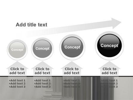 Colonnade PowerPoint Template Slide 13