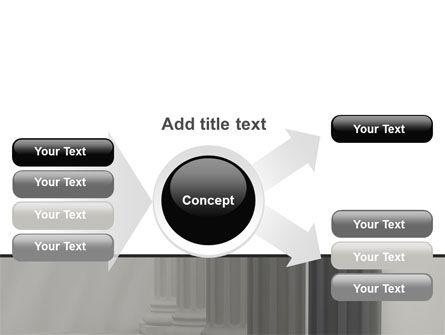 Colonnade PowerPoint Template Slide 14