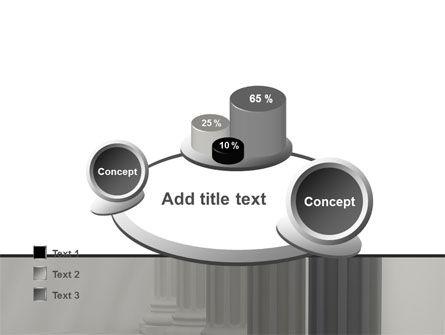 Colonnade PowerPoint Template Slide 16