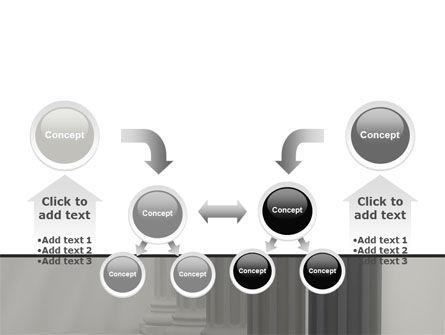Colonnade PowerPoint Template Slide 19
