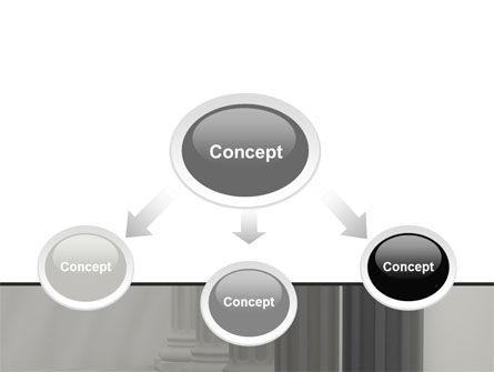 Colonnade PowerPoint Template Slide 4