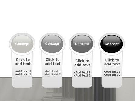 Colonnade PowerPoint Template Slide 5