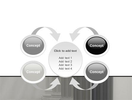 Colonnade PowerPoint Template Slide 6