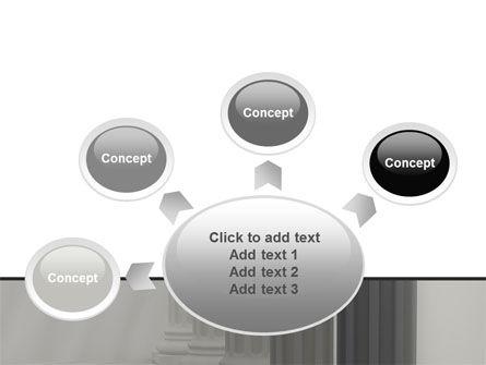 Colonnade PowerPoint Template Slide 7