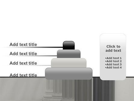 Colonnade PowerPoint Template Slide 8